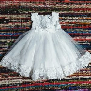 Other - 🐺 Snowy White Toddler Dress 🐺